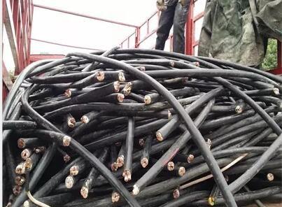 赣州于都县废旧二手电缆回收